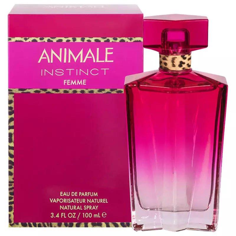 perfume animale instinct feminino edp 100 ml 51193 2000 203520 2