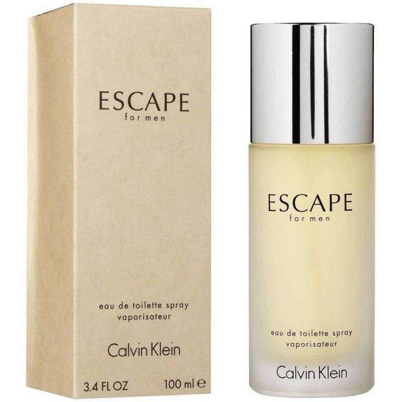 perfume calvin klein escape masculino edt 100 ml 51132 2000 203380
