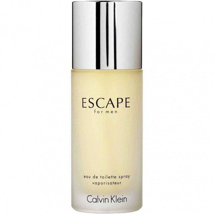 perfume calvin klein escape masculino edt 100 ml 51132 2000 203381