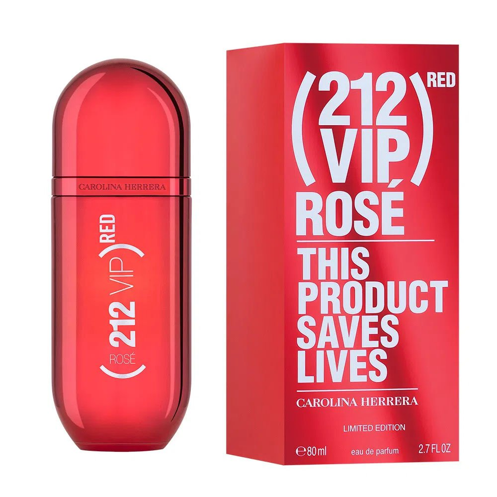 perfume carolina herrera 212 vip red rose feminino edp 80 ml 51178 2000 203507 2