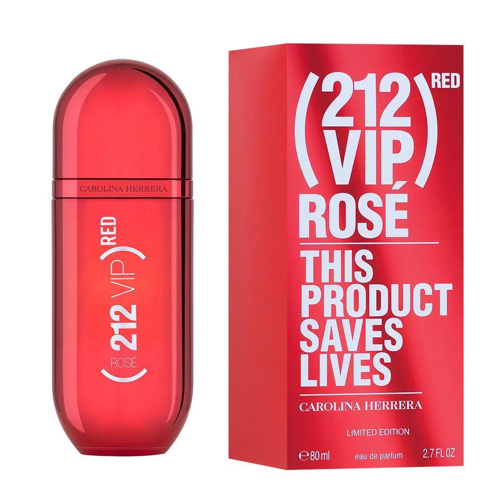 perfume carolina herrera 212 vip red rose feminino edp 80 ml 51178 2000 203507