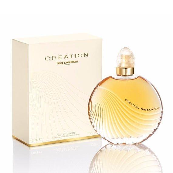 perfume ted lapidus creation edt feminino 100 ml 51141 2000 203483