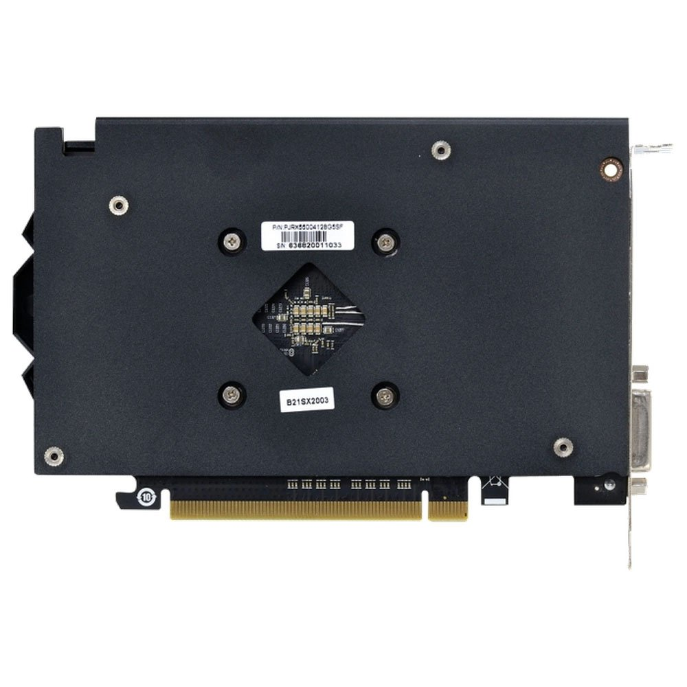 placa de video 4gb rx 550 xfx ddr5 pcyes radeon 128bit displayport dvi hdmi 51174 2000 203444