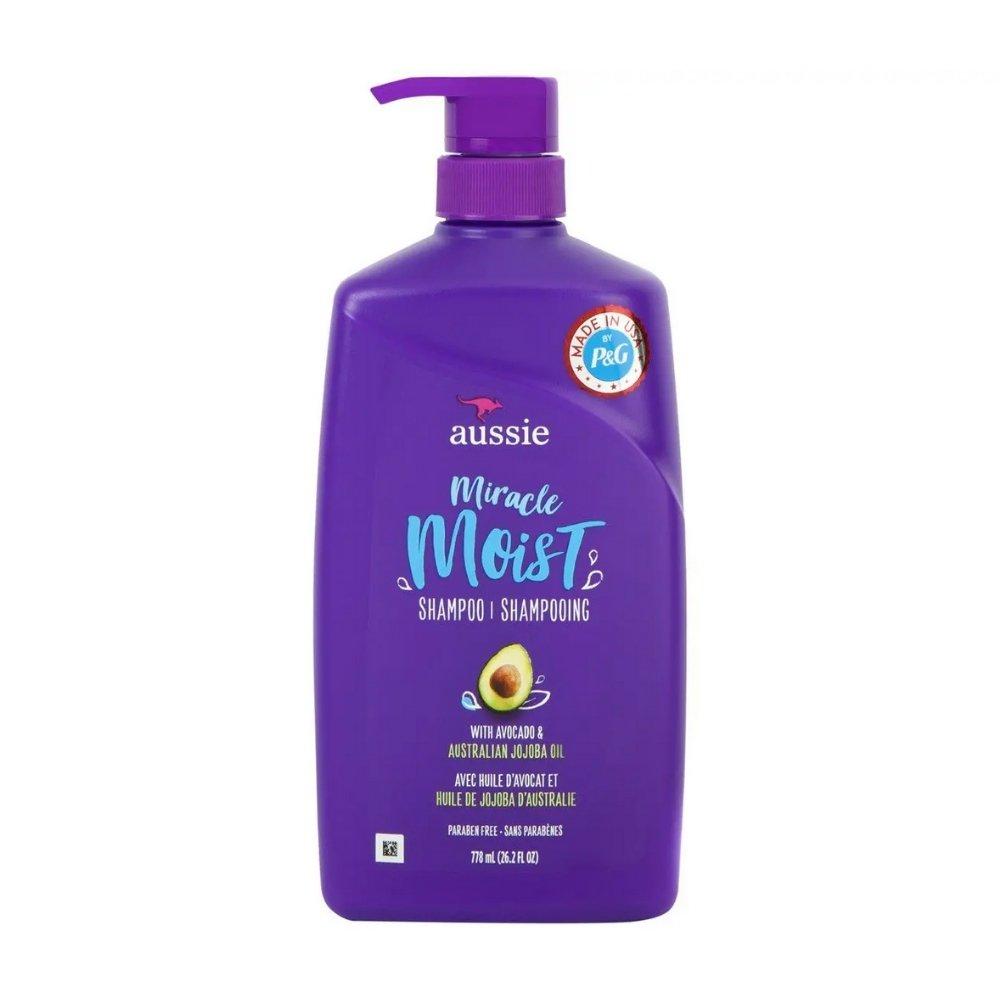shampoo aussie miracle moist 778ml 51159 2000 204304