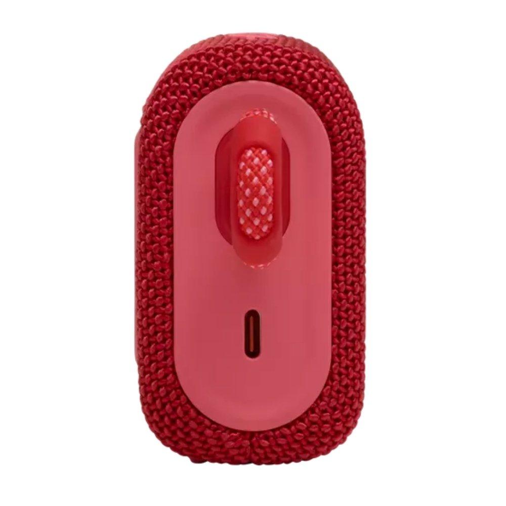 caixa de som bluetooth jbl go 3 vermelha go3 51079 2000 203802