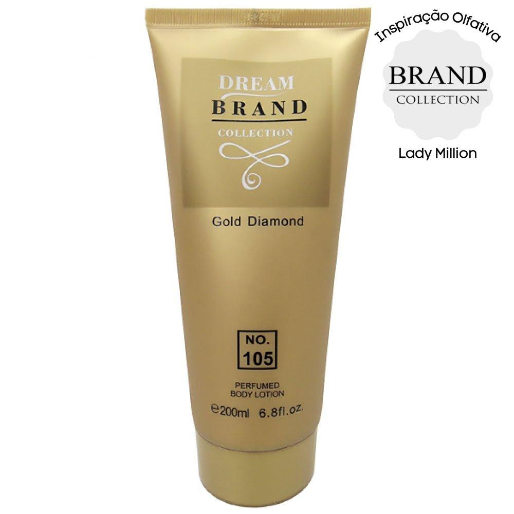 creme hidratante brand collection 105 200ml lady million 51348 2000 203862 1