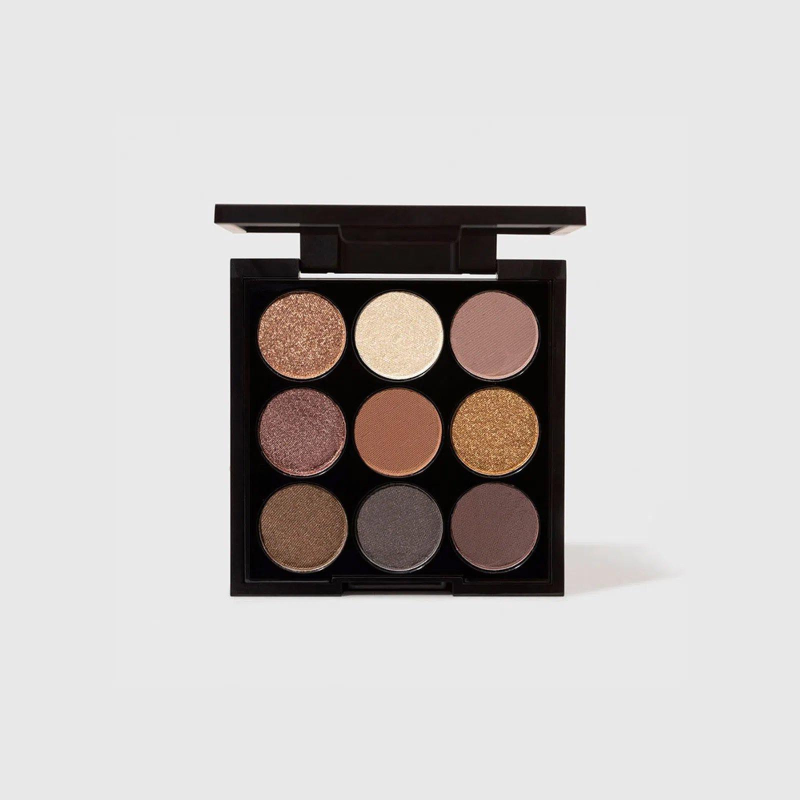 maquiagem paleta de sombras to go basic oceane nadia tambasco 51365 2000 204096