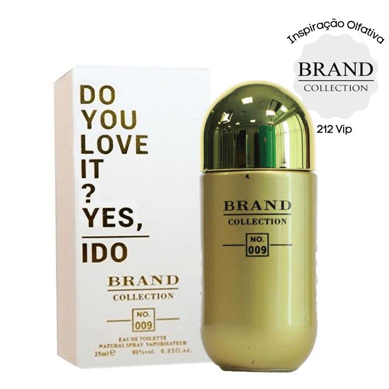 perfume brand collection 009 feminino 25 ml 212 vip 51238 2000 203764 1
