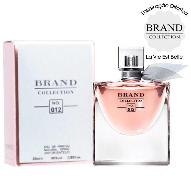 perfume brand collection 012 feminino 25ml la vie est belle 51258 2000 204048