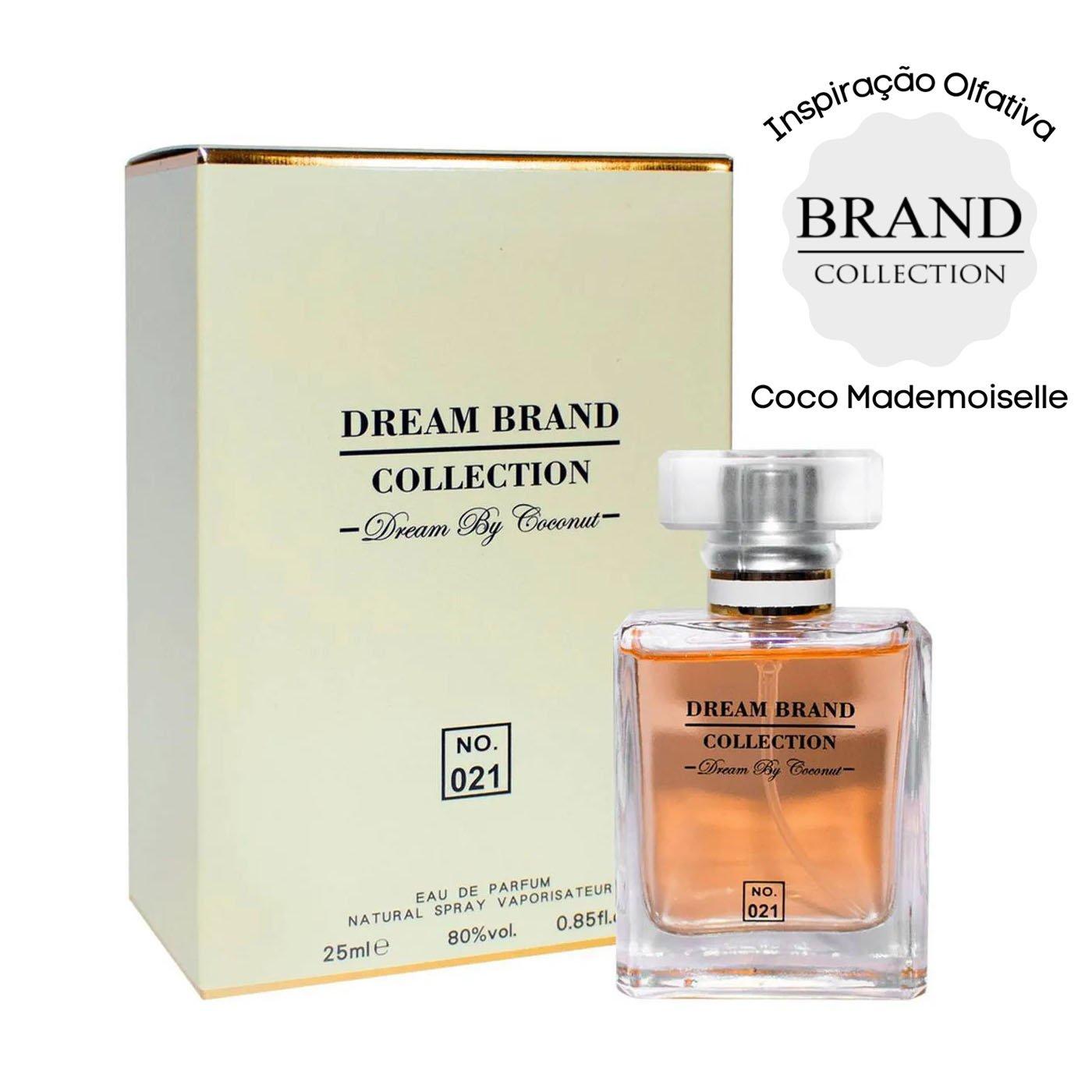 perfume brand collection 021 feminino 25ml coco mademoiselle 51222 2000 203767