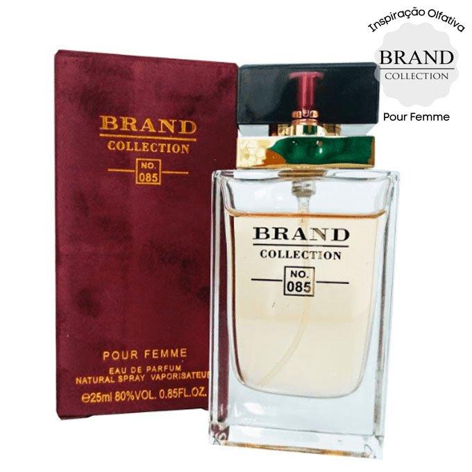 perfume brand collection 085 feminino 25 ml pour femme 51224 2000 203780 1