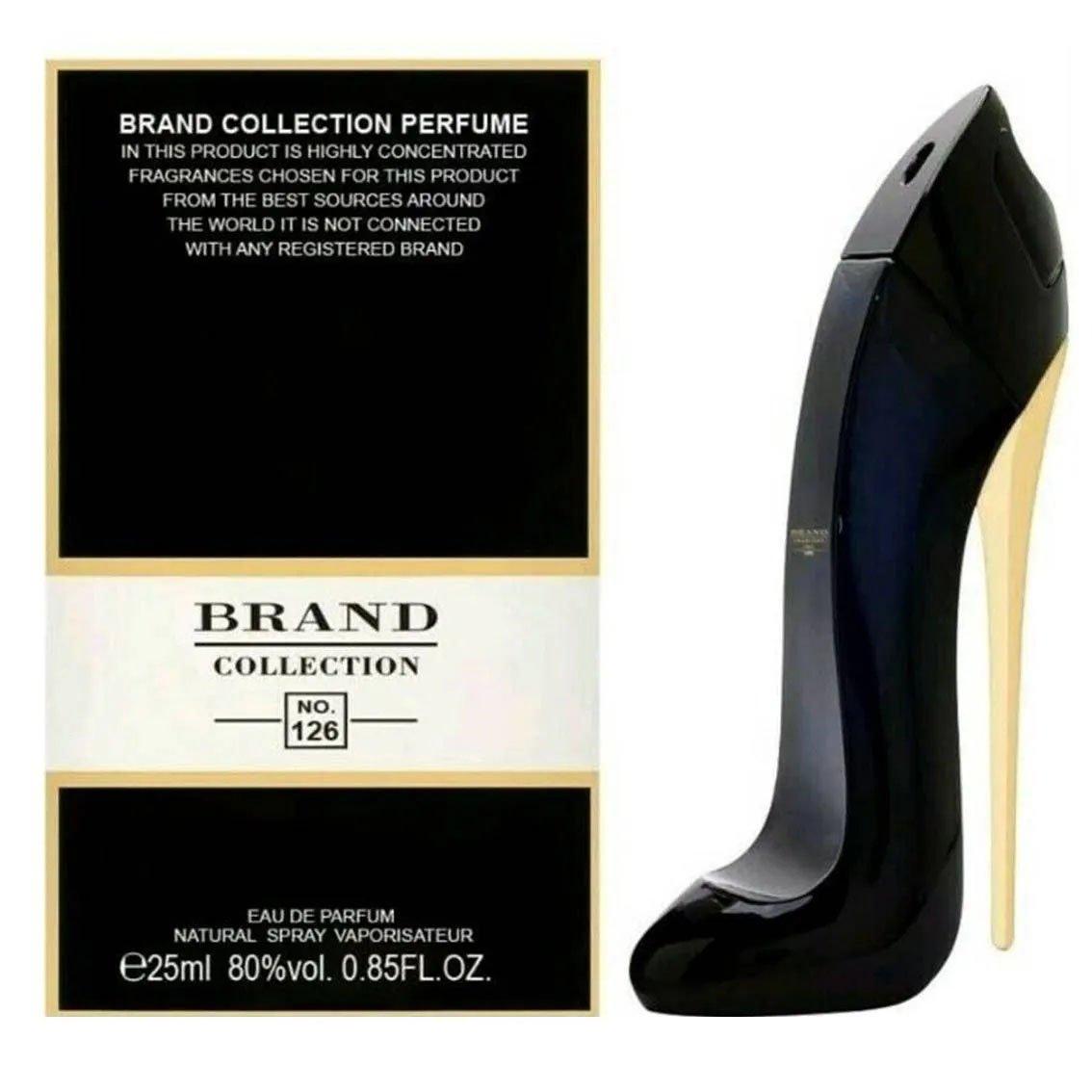 perfume brand collection 126 feminino 25 ml sapatinho tradicional 51253 2000 203633 1