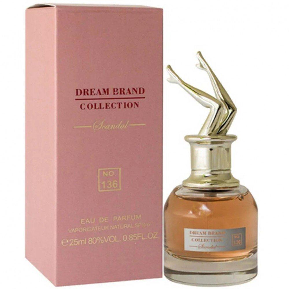 perfume brand collection 136 feminino 25 ml scandal 51235 2000 203594 1
