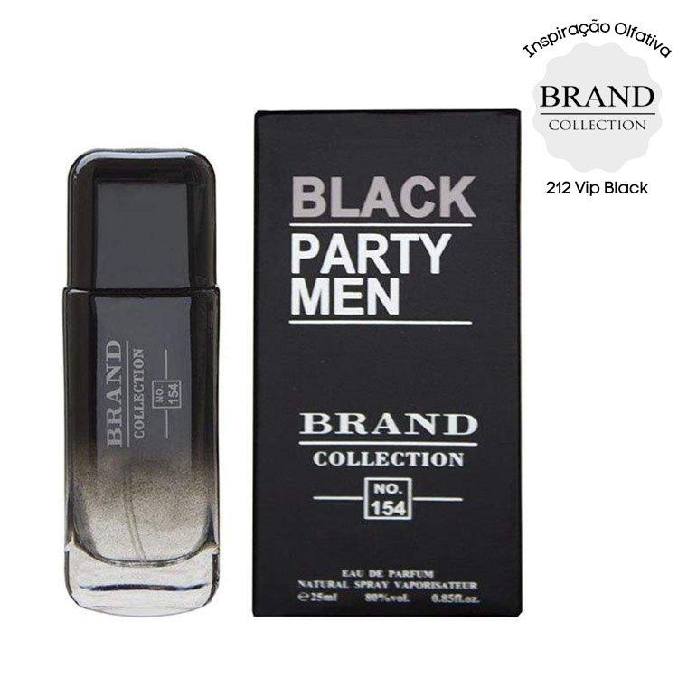 perfume brand collection 154 masculino 25 ml vip black 51239 2000 203785 1