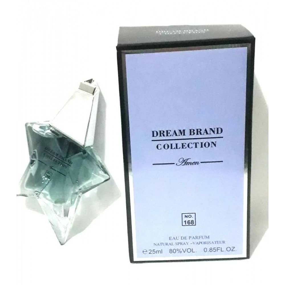 perfume brand collection 168 feminino 25 ml angel 51218 2000 203588 1