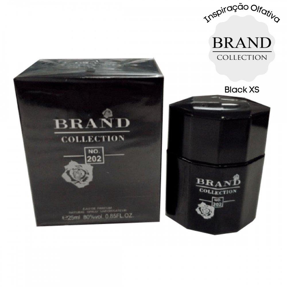 perfume brand collection 202 masculino 25 ml black xs 51219 2000 203790 1