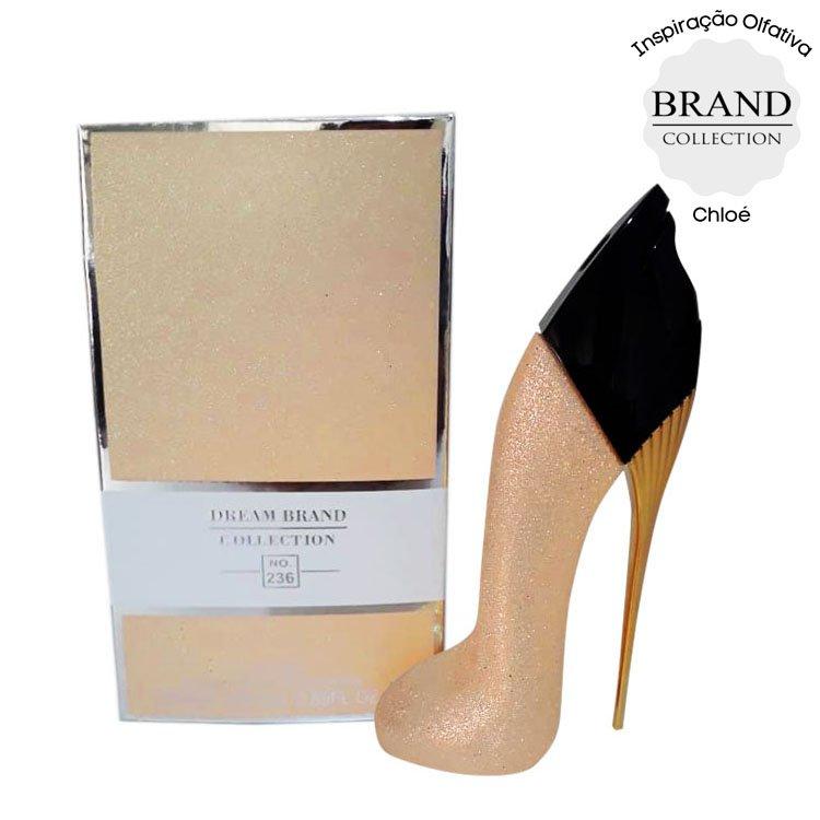perfume brand collection 236 feminino 25 ml sapatinho glitter nude 51221 2000 203792 1