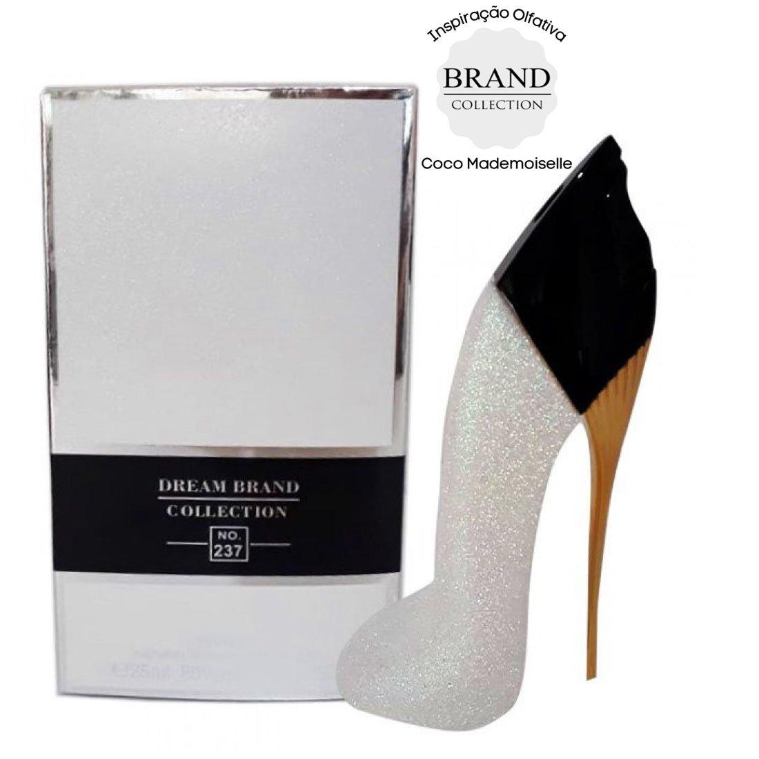 perfume brand collection 237 feminino 25 ml sapatinho glitter branco 51223 2000 203793 1