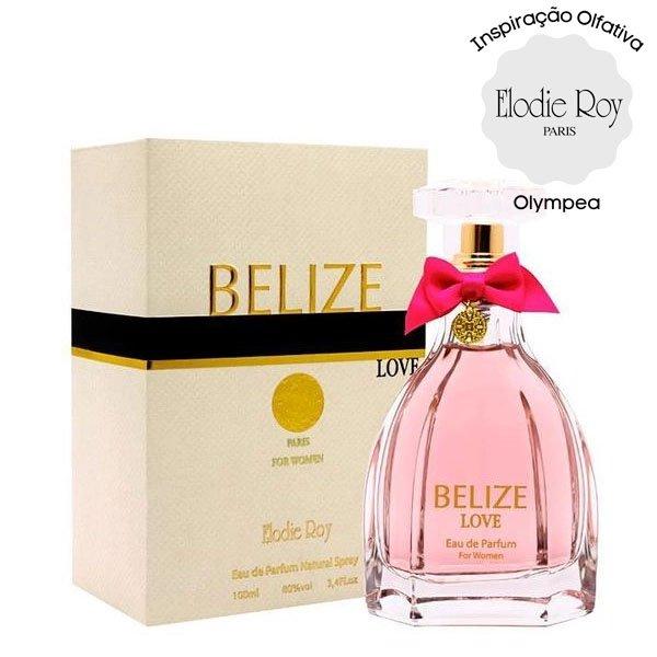 perfume elodie roy belize love feminino edp 100ml olympea 51333 2000 203841
