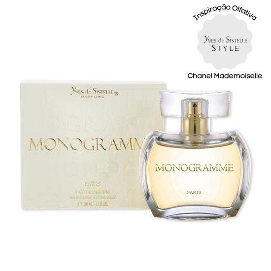 perfume yves de sistelle monogramme feminino edp 100ml chanel mademoiselle 51323 2000 203850 1