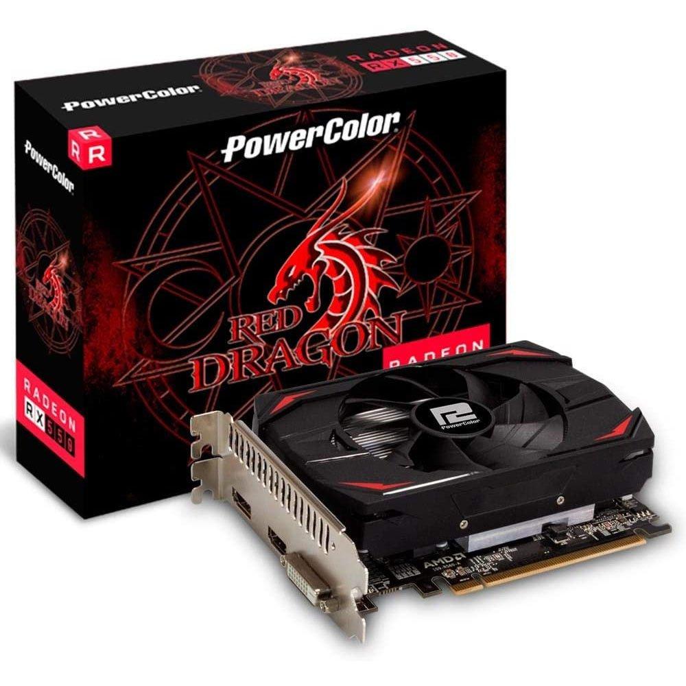 placa de video 4gb rx 550 power color ddr5 red dragon radeon 128bit displayport dvi hdmi 51276 2000 203638 1