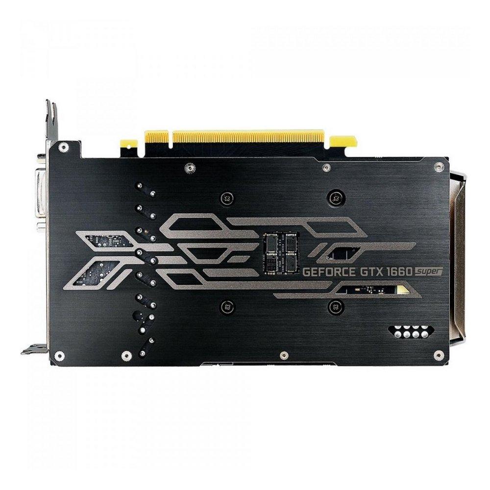 placa de video 6gb gf gtx1660 evga super sc ultra gaming ddr6 dvi hdmi dp 51285 2000 203741 2
