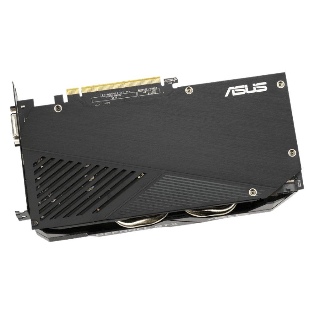 placa de video 6gb rtx2060 asus ddr6 192 bits hdmi dvi disp 51282 2000 203714 3