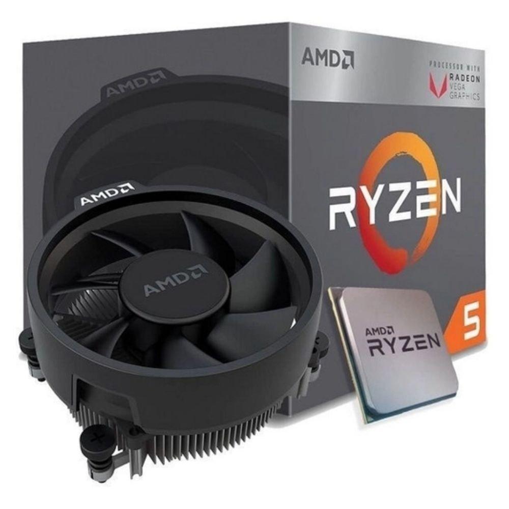 processador am4 amd ryzen r5 2400g pro 39ghz 6mb 36ghz com cooler o 51274 2000 203993 3