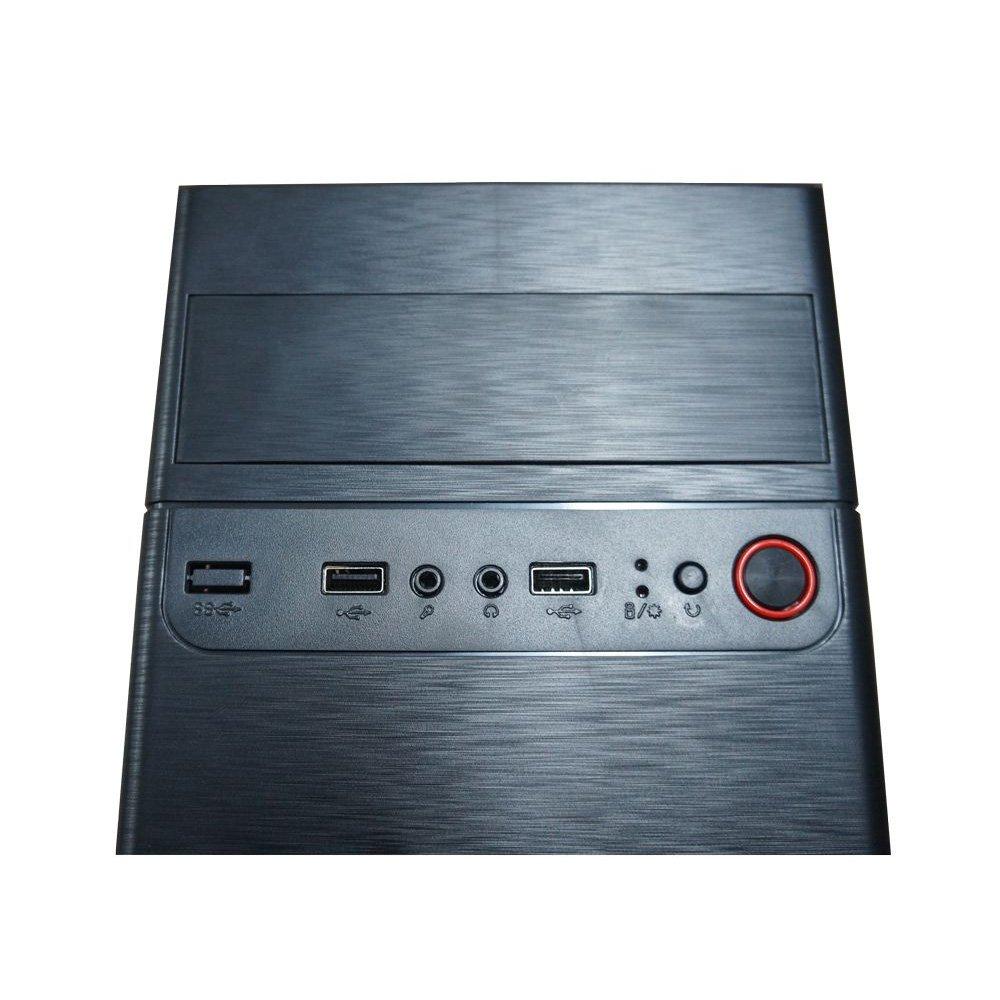 gabinete micro atx 130m com fonte ps 230w brazil pc s cabo 51339 2000 203914 1