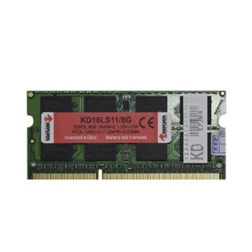 memoria notebook ddr3l 8gb pc1600 keepdata kd16ls11 8g 51361 2000 203987 1