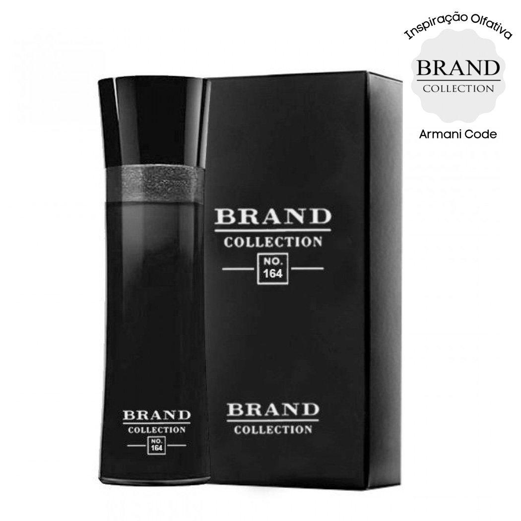 perfume brand collection 164 masculino 25ml armani code 51358 2000 204050 1