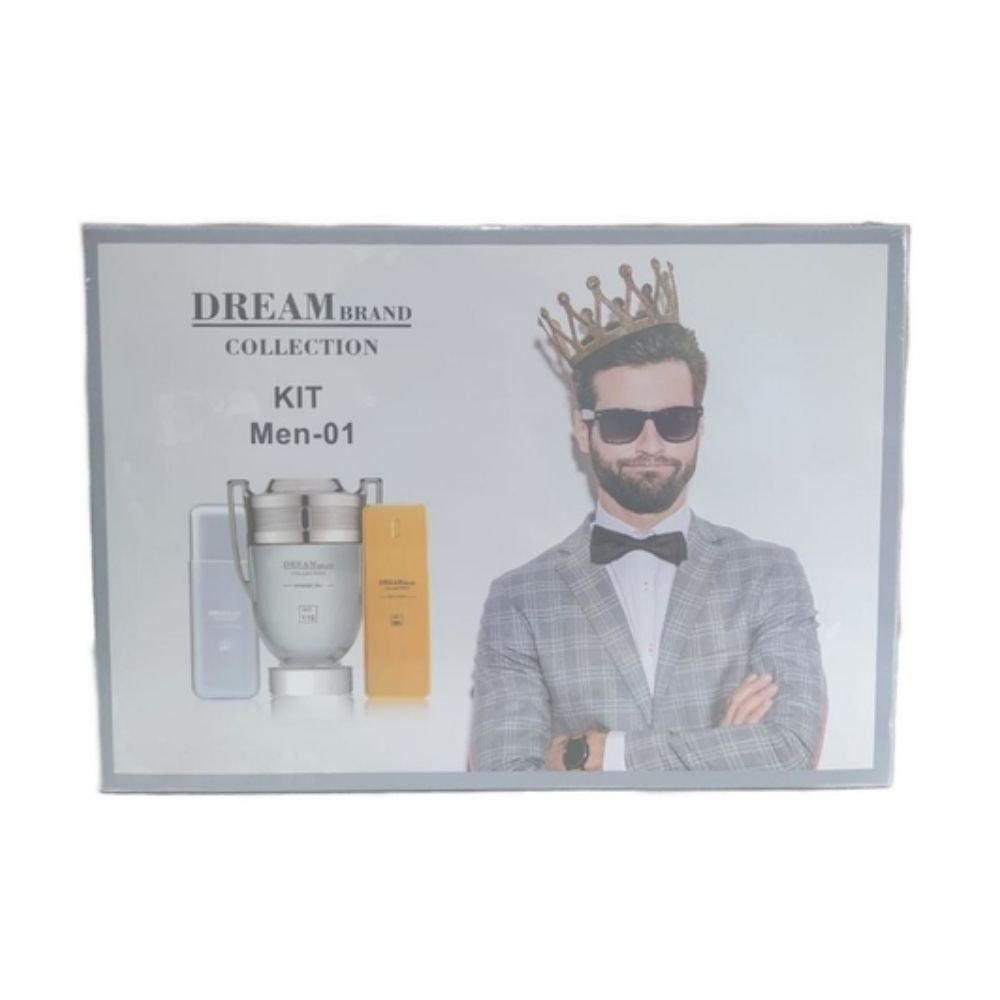 perfume brand collection kit 01 masculino 25ml 008 116 005 51316 2000 203985 1