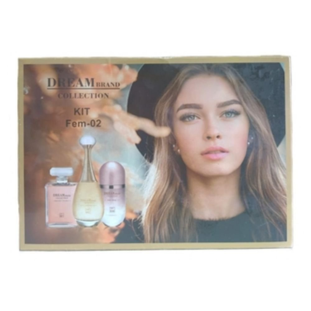 perfume brand collection kit 02 feminino 25ml 021 007 034 51313 2000 203986 1