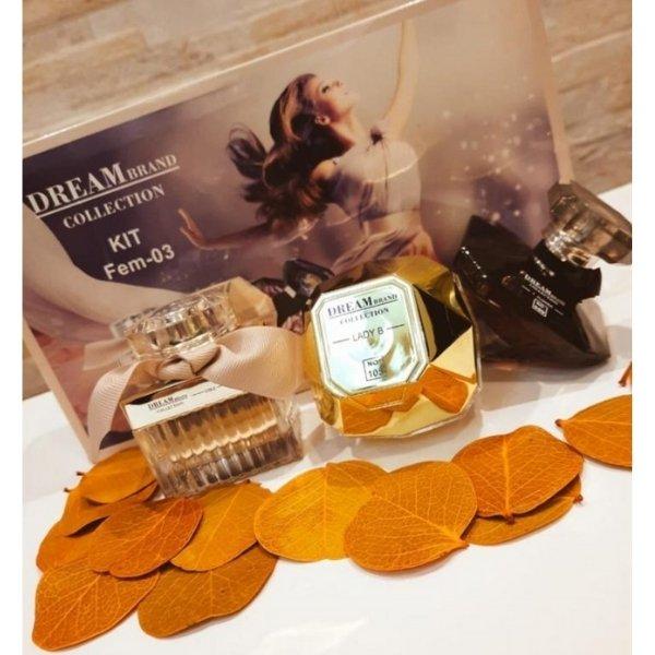 perfume brand collection kit 03 feminino 25ml 177 105 069 51314 2000 204020 1