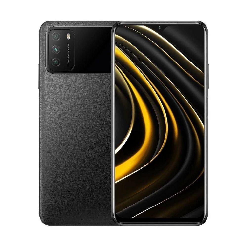 celular xiaomi redmi poco m3 64gb 4gb 2 chip global preto 51410 2000 204074 1