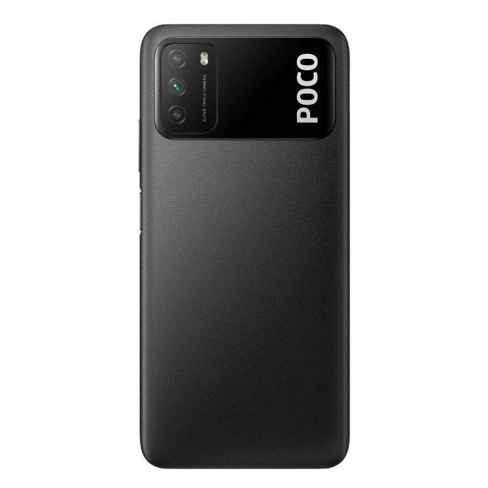 celular xiaomi redmi poco m3 64gb 4gb 2 chip global preto 51410 2000 204075 1