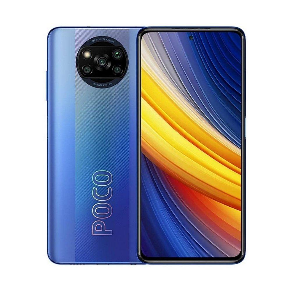 celular xiaomi redmi poco x3 128gb 6gb 2 chip global azul 51450 2000 204179 1