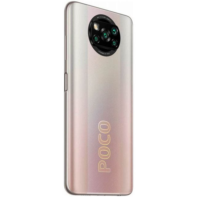 celular xiaomi redmi poco x3 pro 256gb 8gb 2 chip global metal blonze 51465 2000 204181