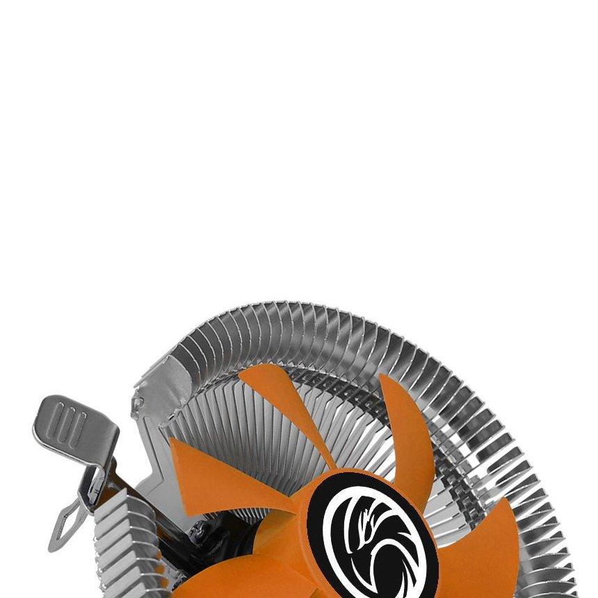 cooler para processador intel amd brazil pc ice 165w 51613 2000 204657 2