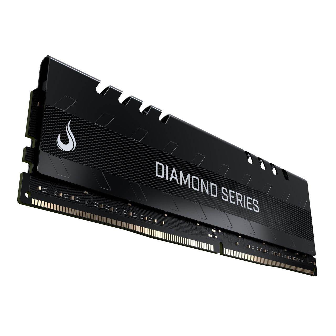 memoria ddr4 4gb pc2400 risemode diamond series black 51506 2000 204388 1