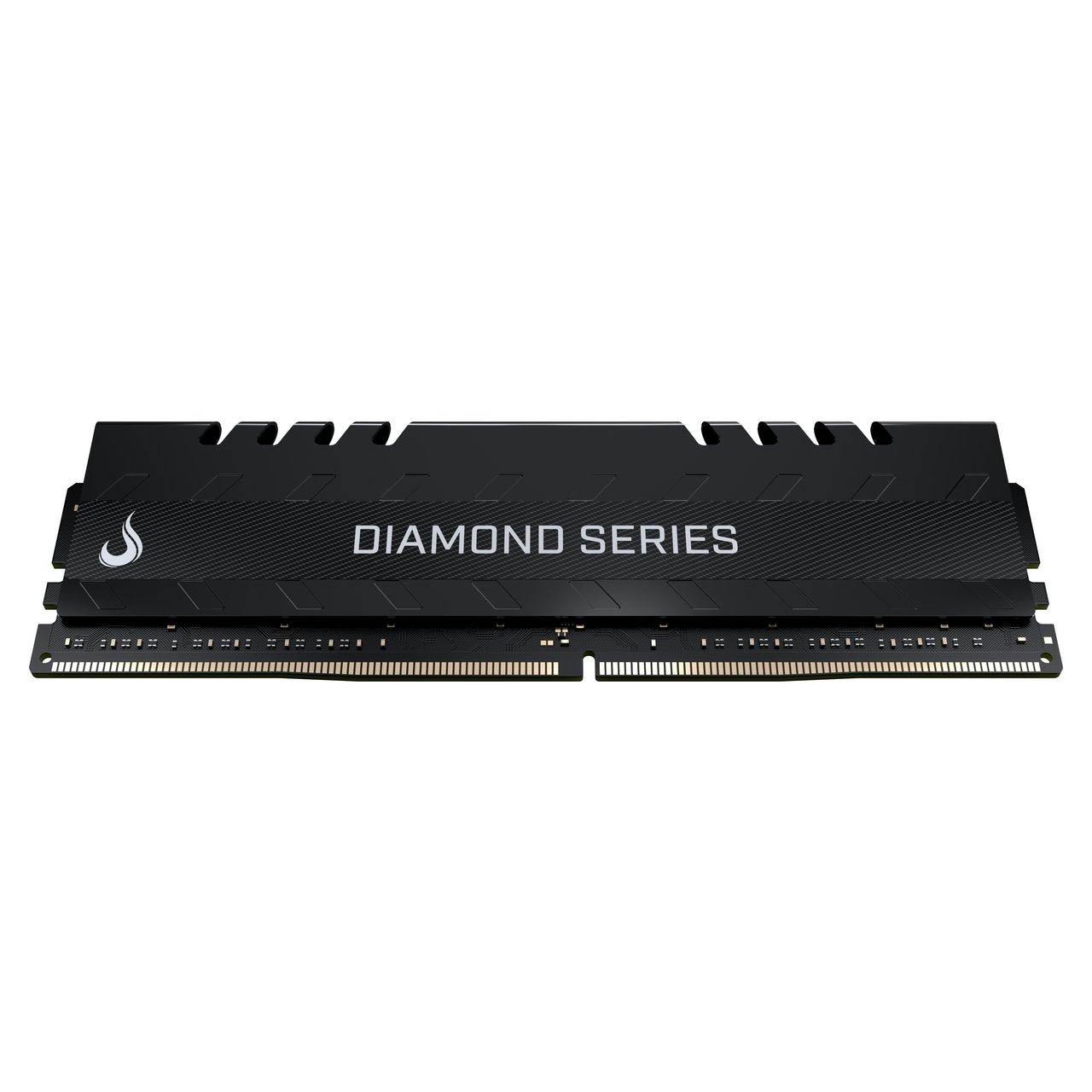 memoria ddr4 4gb pc2400 risemode diamond series black 51506 2000 204389 1