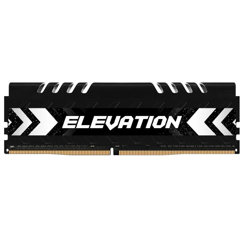 memoria ddr4 8gb pc3200 up gamer elevation black 51592 2000 204592 1