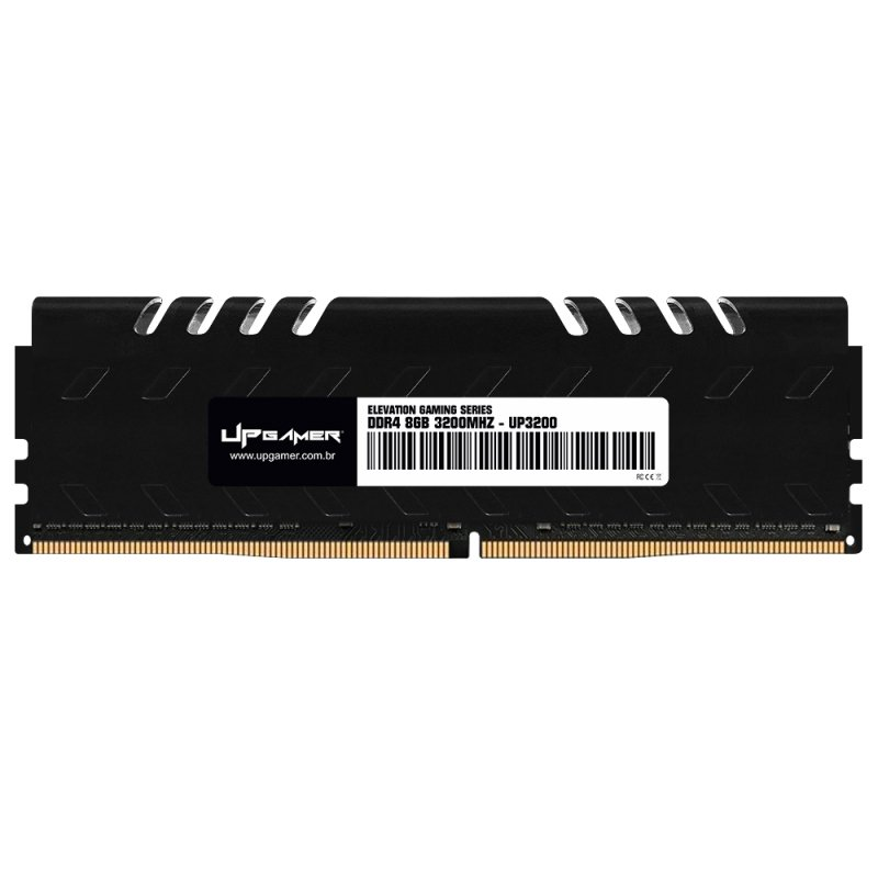 memoria ddr4 8gb pc3200 up gamer elevation black 51592 2000 204593 1