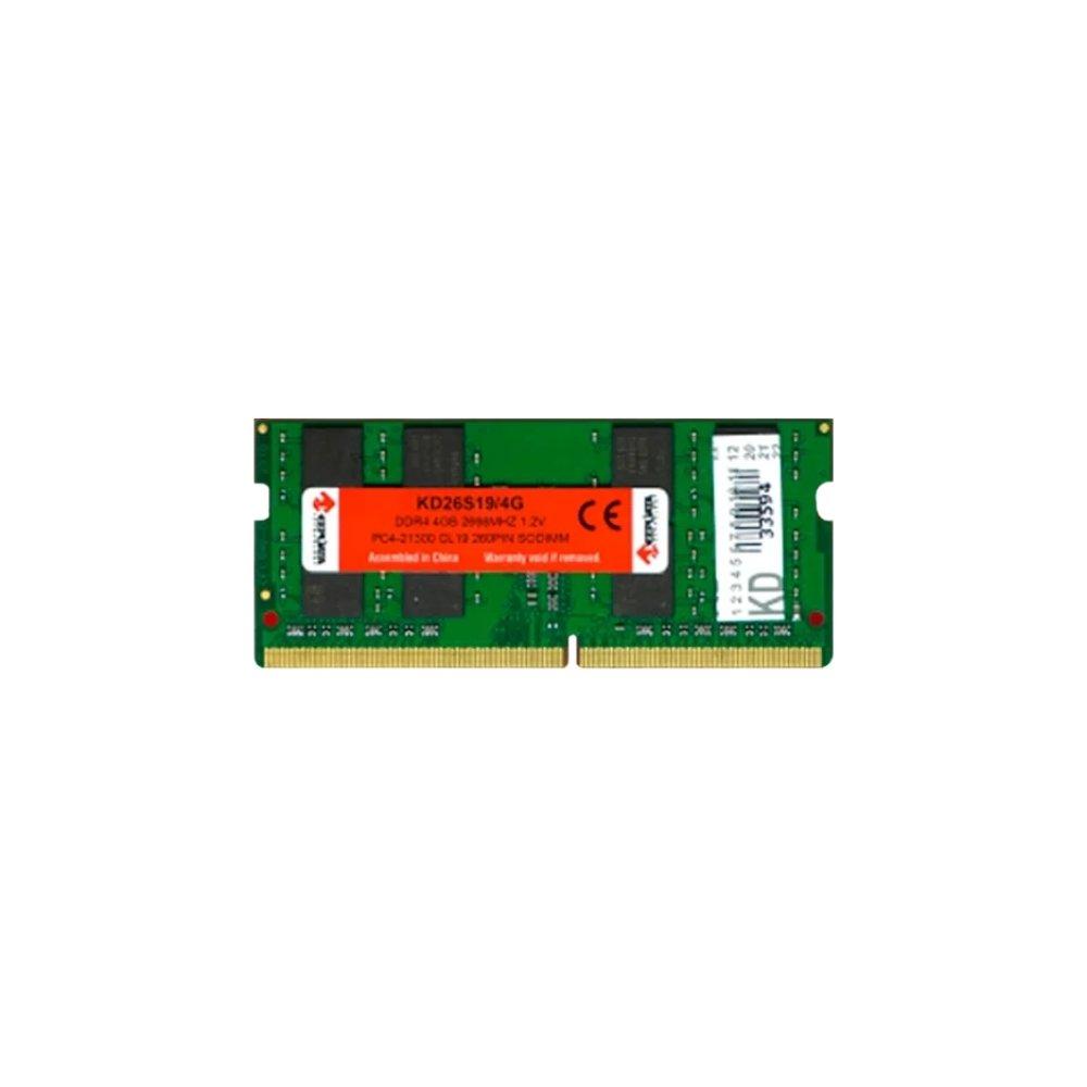 memoria notebook ddr4 4gb pc2666 keepdata kd26519 4g 51507 2000 204423 1