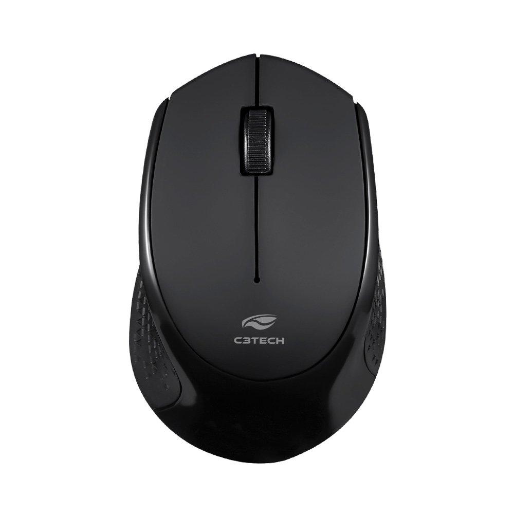mouse sem fio 1600dpi m w50bk preto c3tech 51607 2000 204631 1
