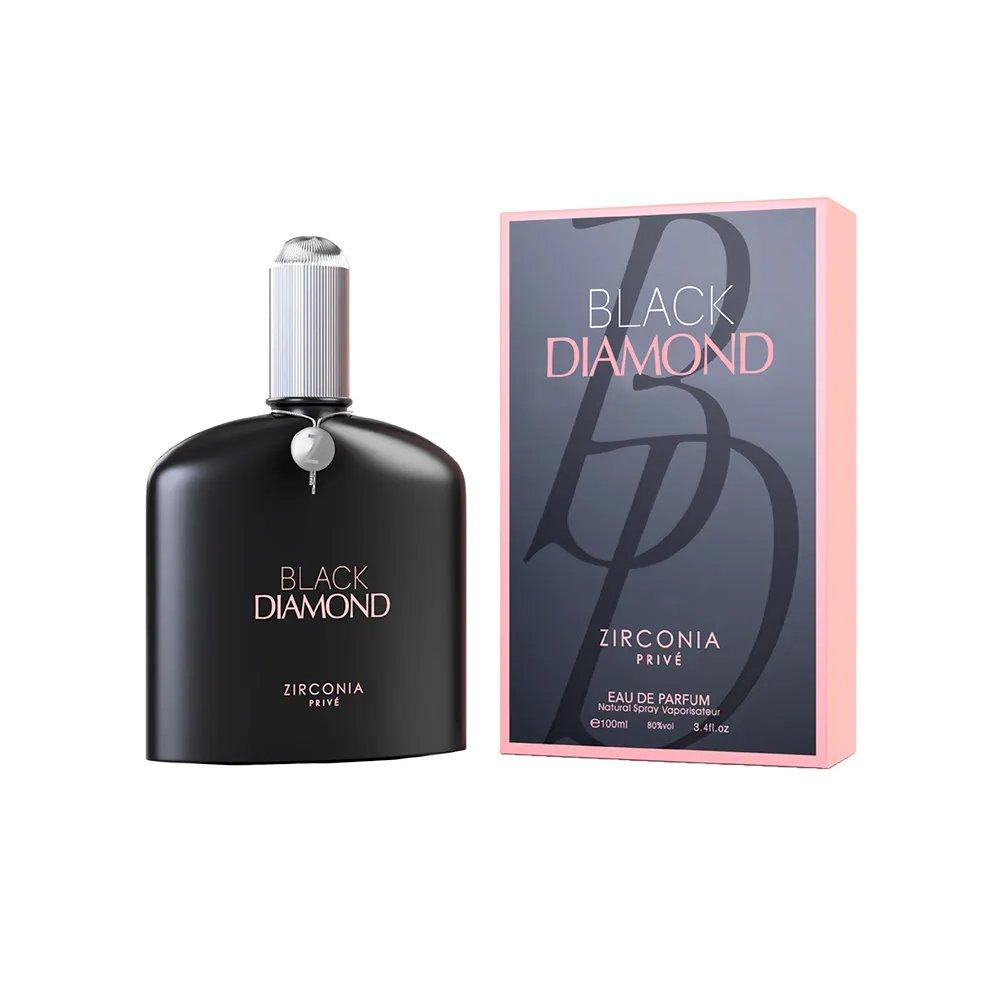 perfume zirconia prive black diamond feminino edp 100ml black opium 51567 2000 204576 1